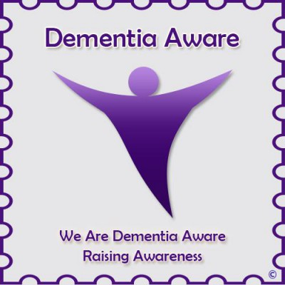 We are dementia aware