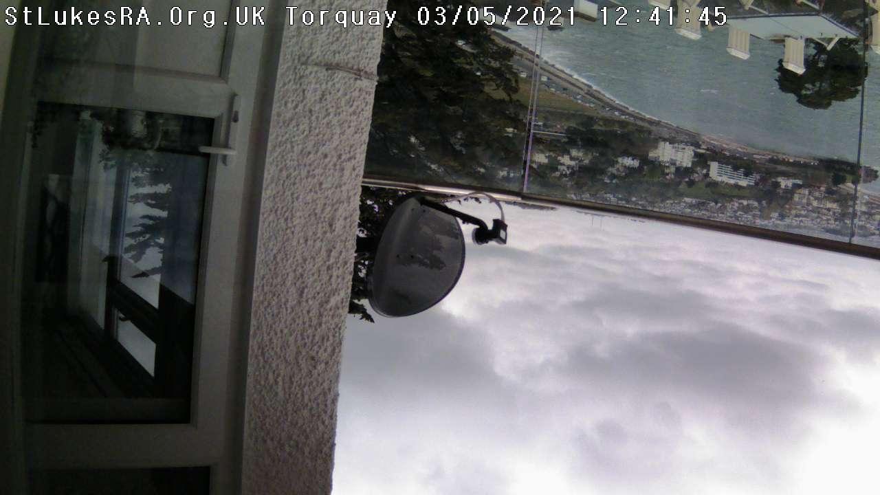 Torquay, SW England - Webcam Image